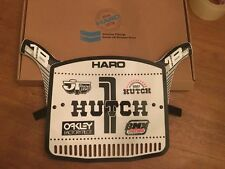 Old School HARO SERIES 1B BMX plate -  HUTCH