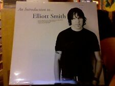 An Introduction to... Elliott Smith LP sealed 180 gm vinyl + mp3 download