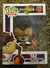 Funko Pop! Movies Space Jam. Taz. Looney Tunes. BNIB. Free Shipping. #414