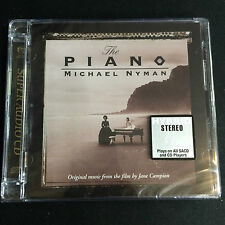 Michael Nyman The Piano Hybrid SACD CD NEW Limited No. Edition Japan