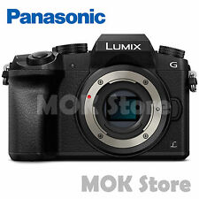 Lumix G7 Panasonic DMC-G7 Body Only (Black)