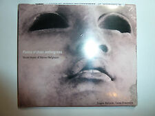 Poems of Sheer Nothingness: Vocal Music of Aaron Helgeson CD album 2016 NEW!