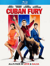 NEW Cuban Fury Blu-ray Disc, 2014 NICK FROST IAN MCSHANE with slip cover look!!!