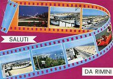 Alte Postkarte - Saluti da Rimini