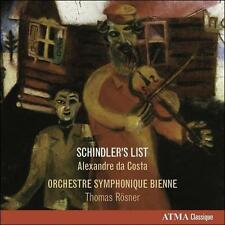 Schindler's List Suite, New Music