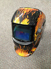 Solar Auto Darkening Welding Helmet Mask MIG/ARC/TIG Welder Machine-Brand New