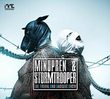 CD Minupren & Stormtrooper The Brutal And Sadistic Show