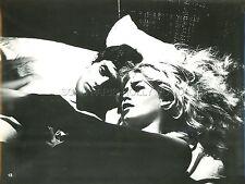 BRIGITTE BARDOT  SAMI FREY LA VERITE 1960 VINTAGE PHOTO ORIGINAL #11