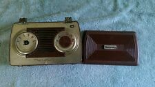 Vintage Motorola 5A7A Portable Radio for Parts/Repair