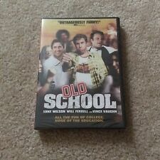 """""""Old School"""" Comedy Movie starring Luke Wilson and Vince Vaugh on DVD"""