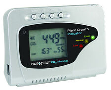 Autopilot Desktop Co2 Monitor w/ LCD Display APCEM - temperature humidity 24hr
