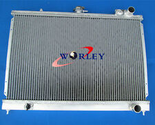 50mm alloy aluminum radiator for Nissan Pintara Skyline R31