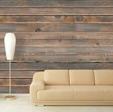 Wall26 Large Wall Mural - Seamless Wood Pattern | Self-adhesive Vinyl Wallpaper