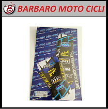 KIT 2 ADESIVI PARAFANGHI MOTO CROSS MARKETING UNIVERSALI