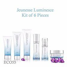 Jeunesse Luminesce Kit of 6,Night,Day,Serum,Mask,Cleanser,Body Cream, Exp 2018