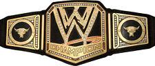 Framed Print - WWE Championship Title Belt (Picture Brock Lesnar Pro Wrestling)