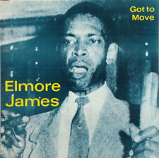 ELMORE JAMES – Got to Move IMPORT LP
