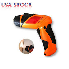 6V Screwdriver Battery Operated Cordless Wireless Mini Portable Electric Drill