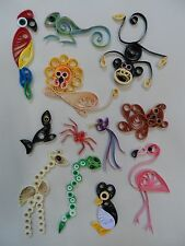 Quilling Kit - At The Zoo