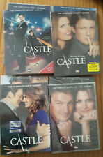CASTLE SEASONS 1-8 COMPLETE DVD SERIES SEASON 1 2 3 4 5 6 7 8 NEW SET!