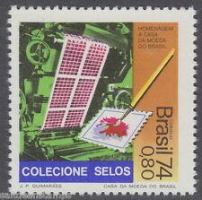BRAZIL - 1974 State Mint (1v) UM / MNH