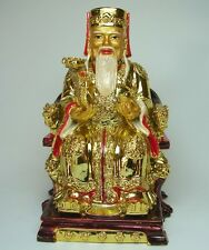 Chinese Tu Di Gong Statue - God of Earth