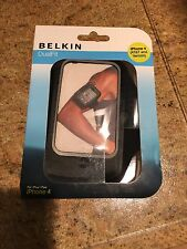 Belkin DualFit Water Resistant Armband Case for iPhone 4/4S - Black