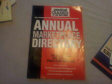 Practical Classics & Car Restorer Annual Market Place Directory Catalogue 1990s