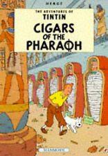 Cigars of the Pharaoh by Herge (Paperback, 1990)