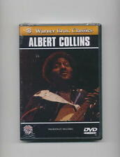 ALBERT COLLINS BLUES GUITAR INSTRUCTION LESSON  DVD NEW