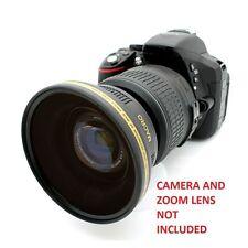 PRO FISHEYE Macro Lens for Nikon d3300 d3200 d3000 d5100 d5000 d60 d40x d50 HD4