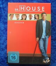 Dr. House Die komplette Staffel 3, DVD Box Season im Schuber