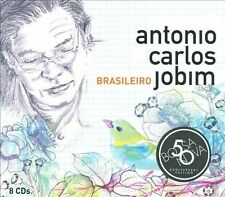 Brasileiro [Box] by Antonio Carlos Jobim (CD, Sep-2008, 8 Discs, UME Imports)NEW