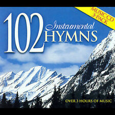 102 Instrumental Hymns by Twin Sisters (CD, 2004, 3 Discs).