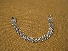 ███►altes breites Armband/925er Silber - um ca.1960 (Fach 55)