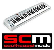 MAC or PC - ASHTON UMK61 61 KEY USB MIDI KEYBOARD CONTROLLER COMPUTER RECORDING