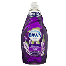 Dawn, Ultra Dishwashing Liquid, Mediterranean Lavender - 24 Fl Oz
