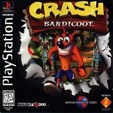 Crash Bandicoot - PS1 PS2 Complete Playstation Game