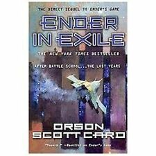 ENDER IN EXILE by Orson Scott Card - The Direct Sequel to Ender's Game