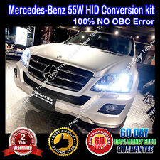 55W Mercedes Benz HID Conversion kit ML320 ML350 W163 W164 W166 X164 W251 V251