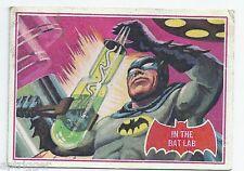 1966 Batman Red Bat (25A) In The Bat Lab