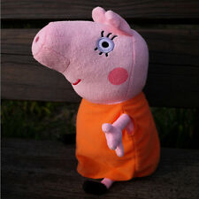 30CM/11.8inch Peppa Pig Mummy Family Stuffed Toy Doll  For Baby Kids Gift