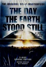 BRAND NEW 2DVD SET //  THE DAY THE EARTH STOOD STILL // 1951// MICHAEL RENNIE, F