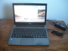 Acer Aspire C7 C710-2847 11.6-Inch Chromebook 4GB Ram 320GB HDD Webcam