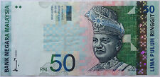 RM50 Ahmad Don side sign Note AW 2536804