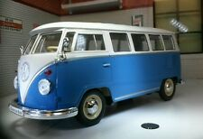VW Bay 1962 Dormobile Devon Camper Van Campervan Welly 1:24