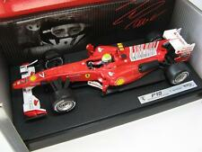 Formula 1 Ferrari F10, Felipe Massa 2010 1/18 Mattel Hot Wheels Elite