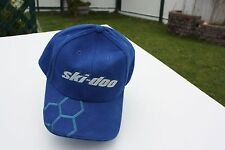 Ball Cap Hat - Ski-Doo - Snowmobile - Blue (H1579)