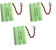 3 NiMH 3.6V Cordless Phone Battery Radio Shack 43-5562 43-5862 23-961 2300961