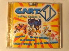 CART 1   -  I CARTONI ORIGINALI DI ITALIA 1  -  CD 2009  NUOVO E SIGILLATO